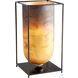 Vibrant Basin Bronze Copper Candleholder
