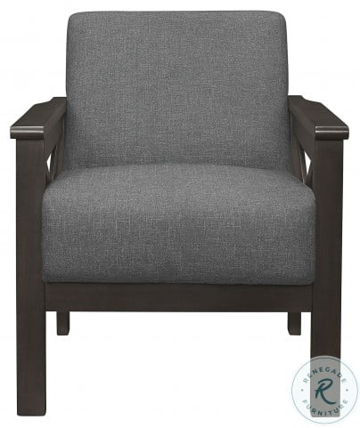 Herriman Gray Accent Chair