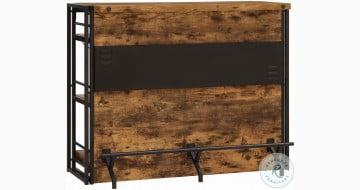 130071 Antique Nutmeg Bar Unit