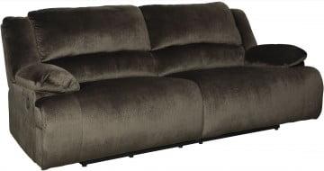 Clonmel Chocolate Reclining Sofa