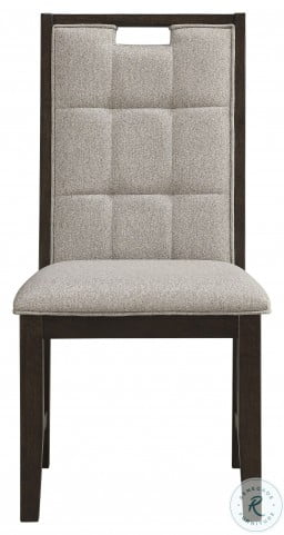 Rathdrum Dark Oak Side Chair Set Of 2