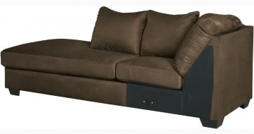 Darcy Cafe LAF Corner Chaise
