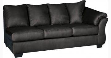 Darcy Black RAF Sofa