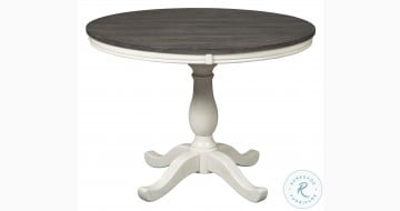 Nelling Two Tone Dining Table