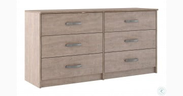Flannia Gray Dresser