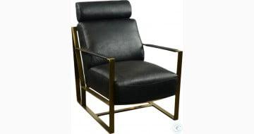 Paradiso Black Chair