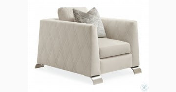 Caracole Upholstery Best Foot Forward Chair