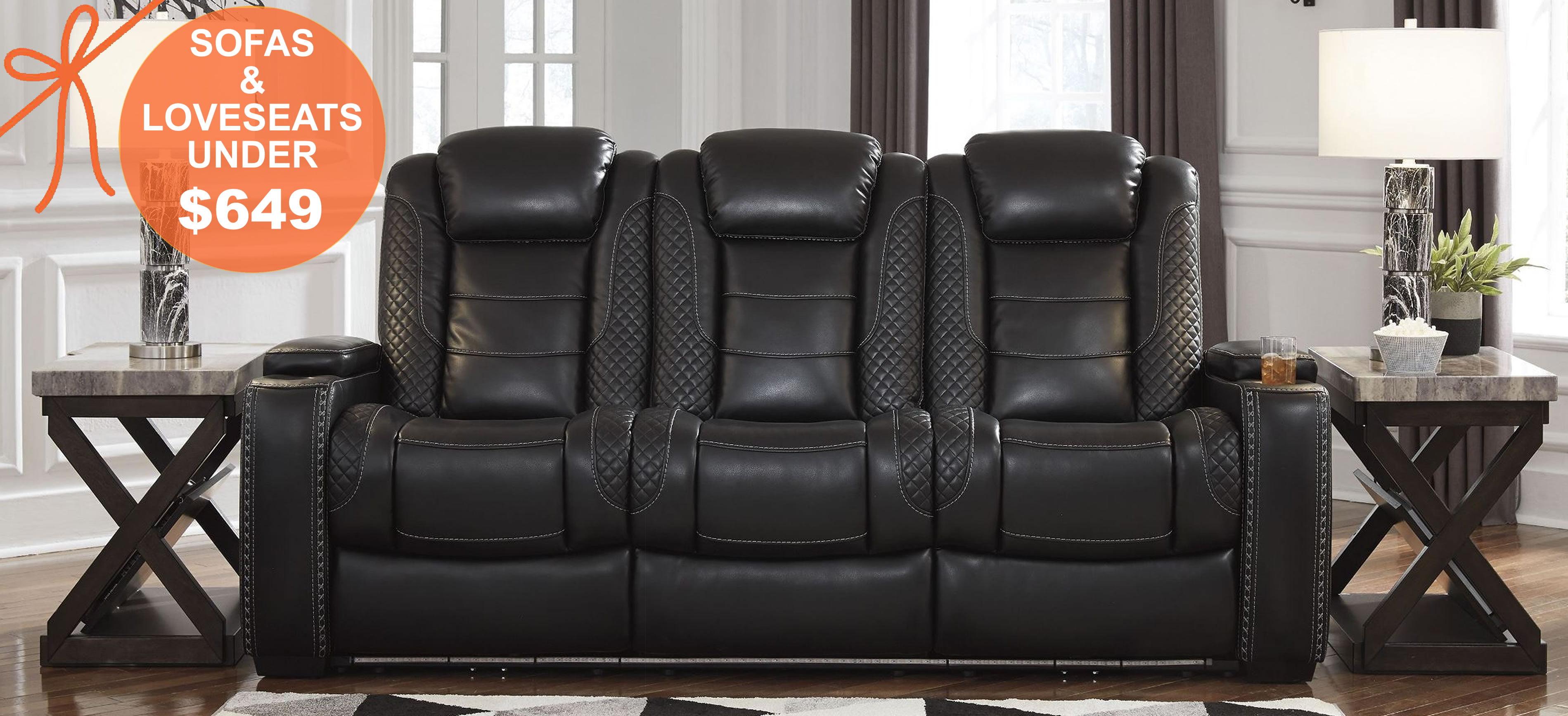 Sofas Under $649