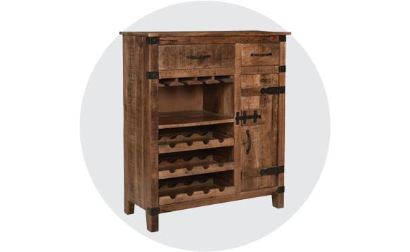 Bars & Bar Cabinets