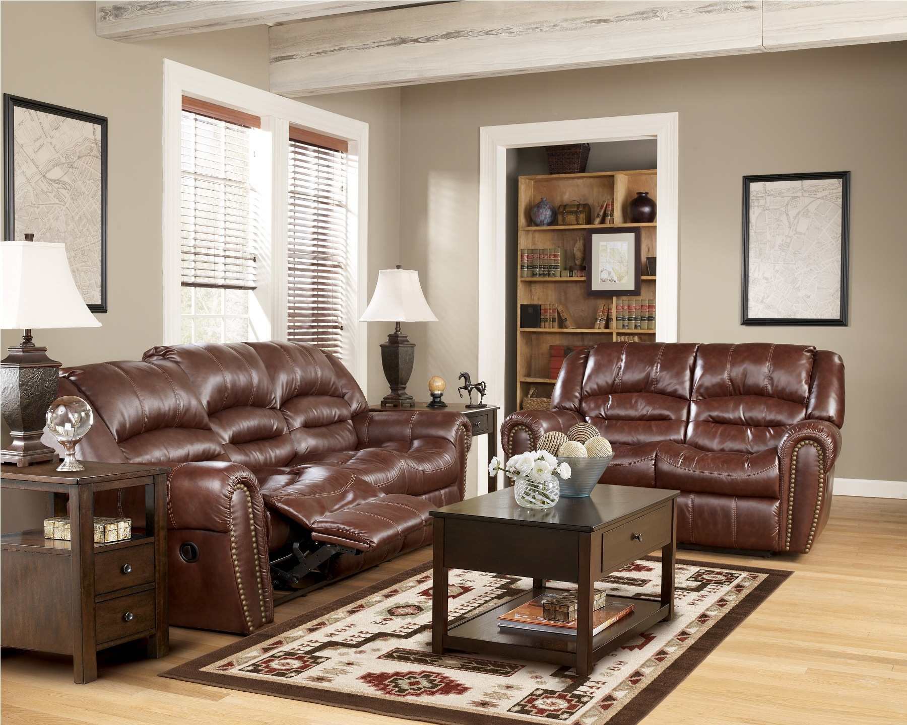 Furniture > Living Room Furniture > Living Room Set > Sienna