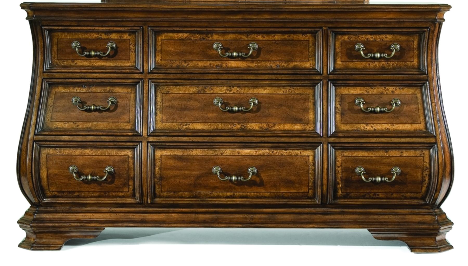 Furniture > Bedroom Furniture > Drawer Dresser > Nine Drawer Dresser