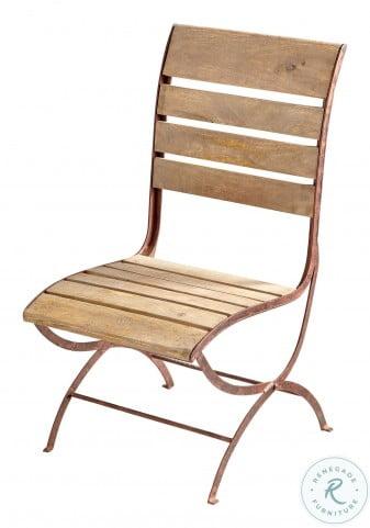 Victorian Outdoor Chair