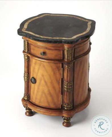 Heritage 847070 Drum Table