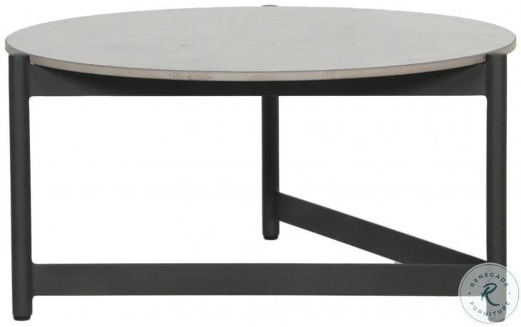 Amalfi Grey Outdoor Small Coffee Table