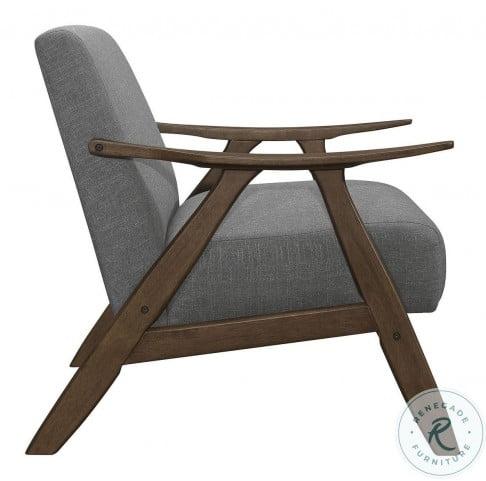 Damala Gray Living Room Set