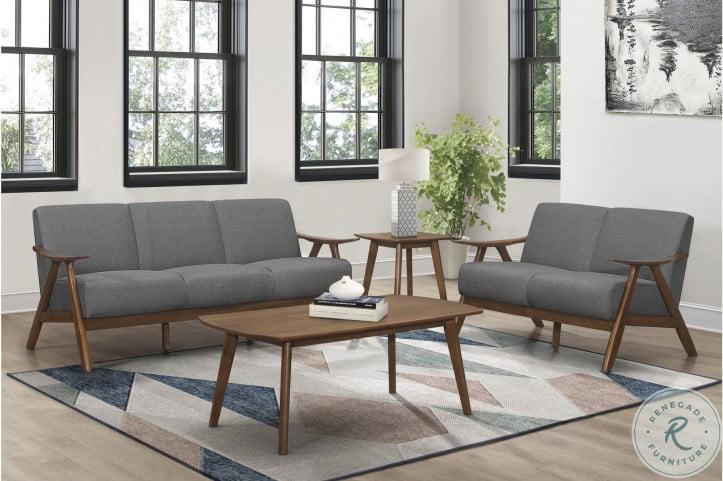 Damala Gray Sofa