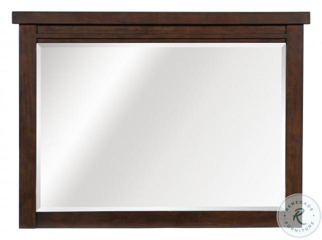 Logandale Brown Mirror