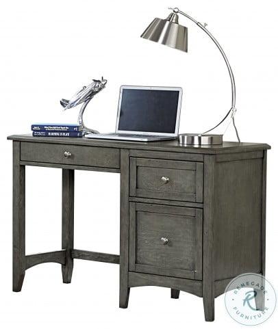 Garcia Grey Writing Desk