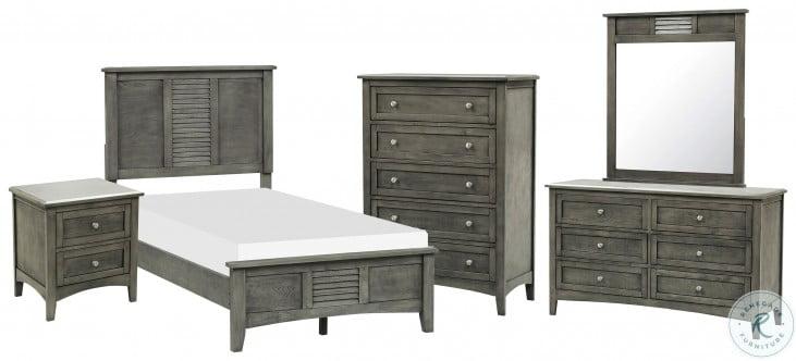 Garcia Grey Dresser