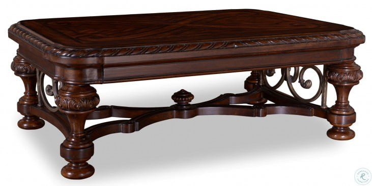 Valencia Rectangular Cocktail Table