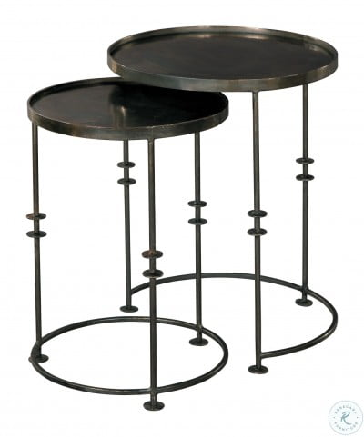 28178 Black Nesting Tables