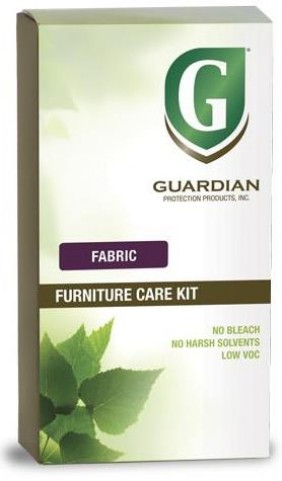 Guardian Fabric/Rug Cleaner Kit