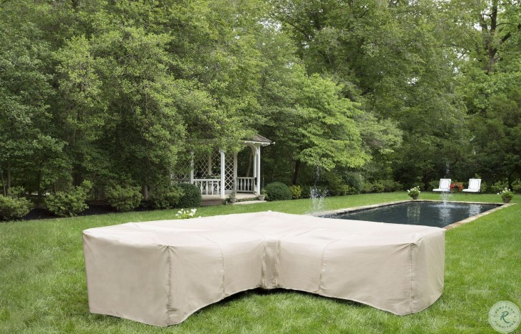 Tan Outdoor Extension Cover