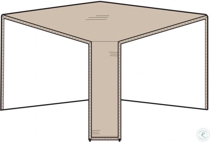 Tan Outdoor Corner Cover