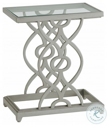 Silver Sands Outdoor Accent Table