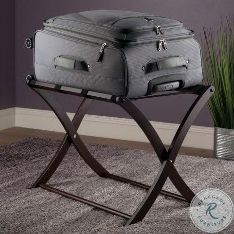 Scarlett Cappuccino Luggage Rack