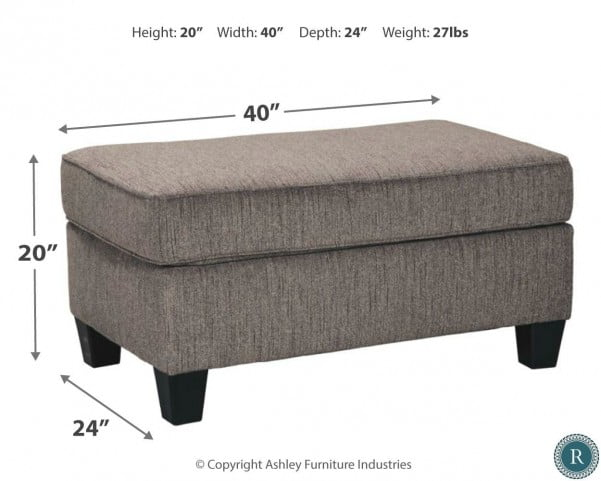 Nemoli Slate Living Room Set