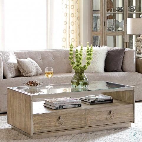 Sophie Natural Rectangular Occasional Table Set
