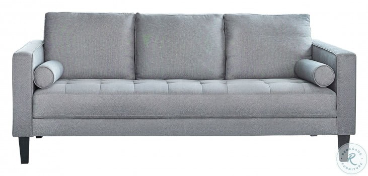 Lennox Charcoal Living Room Set