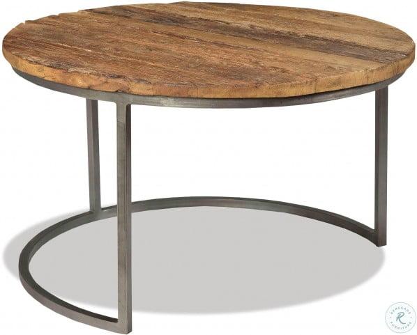 Tania Bronze Metal 3 Piece Nesting Cocktail Table