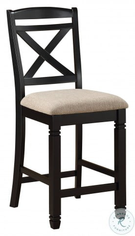 Baywater Beige Counter Height Chair Set Of 2