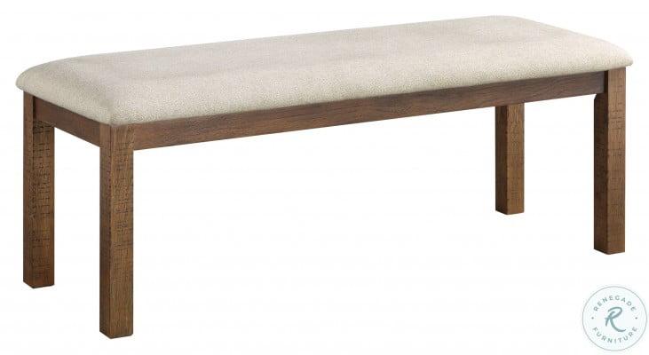Bonner Beige Bench