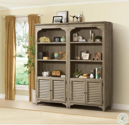 Myra Natural Bunching Bookcase