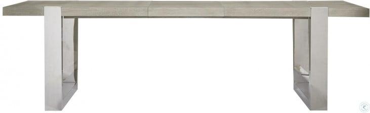 Modern Desmond Flint Extendable Dining Room Set
