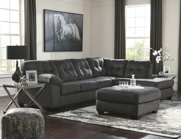 Accrington Granite Living Room Set