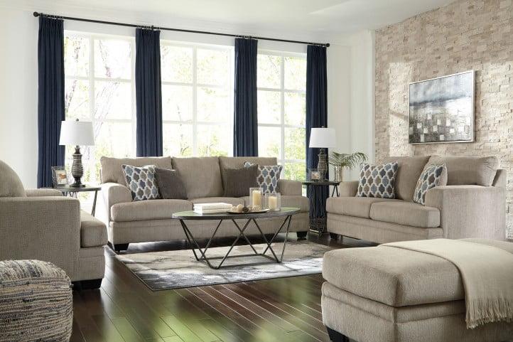 Dorsten Sisal Living Room Set