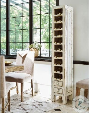 Blaire White Wine Rack