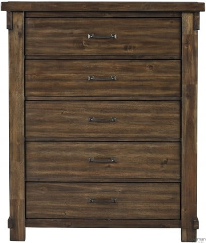 Lakeleigh Brown Chest of Drawers