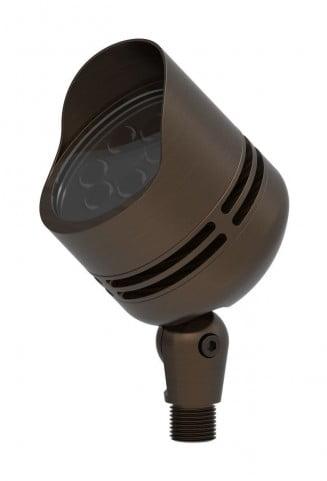 "Aera Brown LED Outdoor 36"" Spot Light"