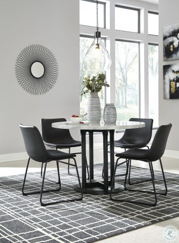 Centiar Two Tone Dining Room Set