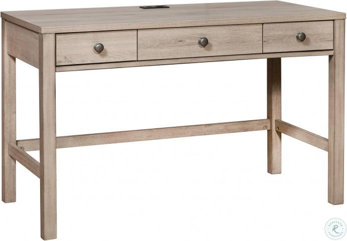 River Creek Birch Brown Drawer Desk