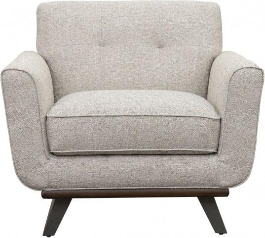 Urban Eclectic Beige Chair