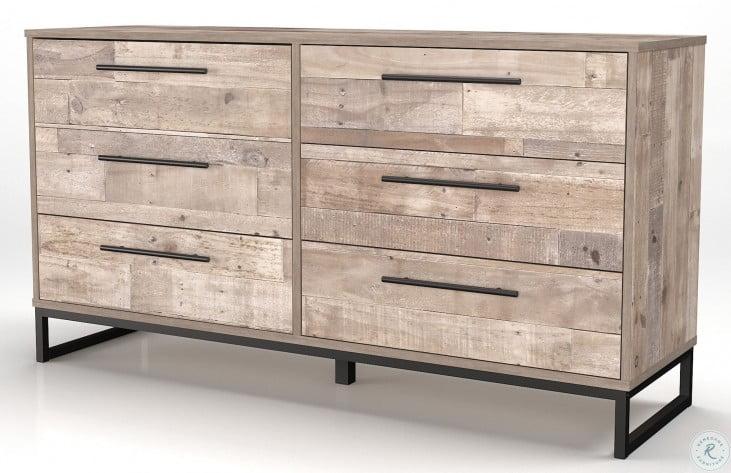 Neilsville Whitewash Dresser