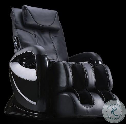 Ergottech Black Mercury Massage Chair