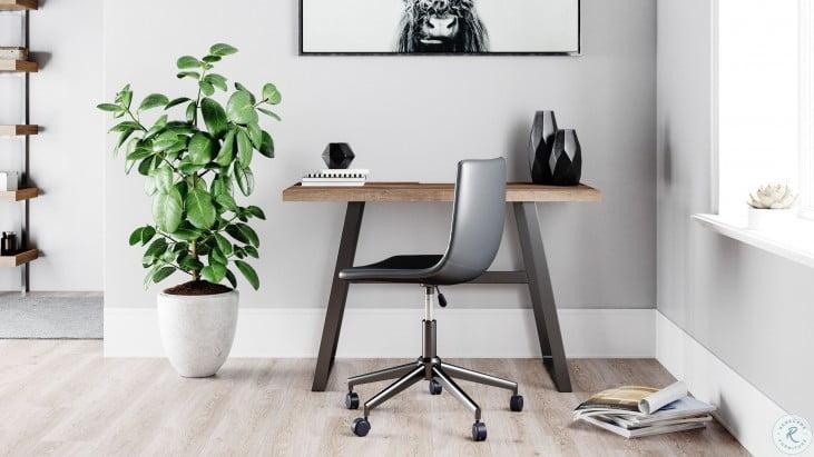 """Arlenbry Gray 47"""" Home Office Set"""