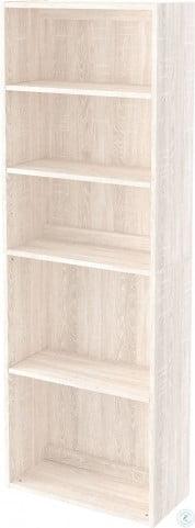 """Dorrinson Two Tone 68"""" Bookcase"""